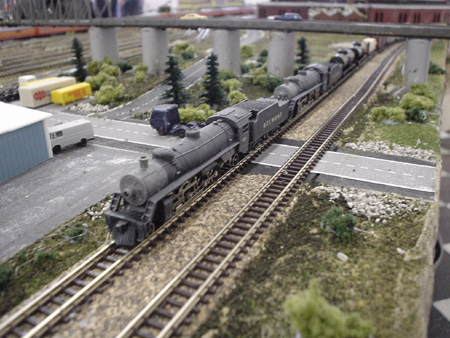 Tom's Z Scale Trains & Northwest Pacific Z Scalers